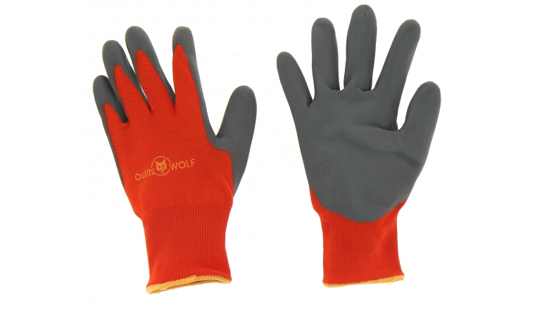 Gants Seconde Peau Taille 7 à 9 GSP - Outils Wolf