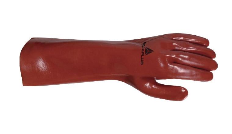 Gants pour Travaux Chimiques Taille 10 PVCC400 - Delta Plus