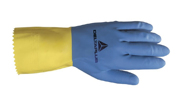 Gants de Ménage Taille 7 à 8 Duocolor330 - Delta Plus
