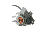 Demi Masque de Protection 6200 Taille M - 3M
