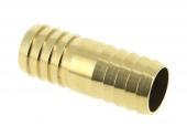 Jonction droite en Laiton Ø15 mm, 19 mm et 25 mm - Boutté
