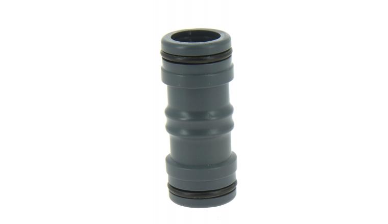 Jonction Droite en Plastique pour Grand Débit Ø 19 mm Ref PRA/RB.1295