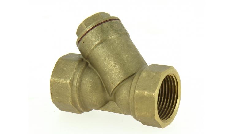 Filtre Anti - Sable démontable en Inox Filetage 26x34 Ref 0106080 - Boutté