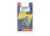 Lot de 5 Fusibles 15 A mini 2 Fiches Bleu Ref HF600140 - Casteels