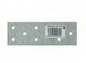 Plaque Perforée en Acier Galvanisé 40x120x1.5 Ref NP15/40/120 - Simpson Strong-Tie