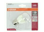 Lampe LED B22d Standard 40 W LED STAR CLASSIC - OSRAM