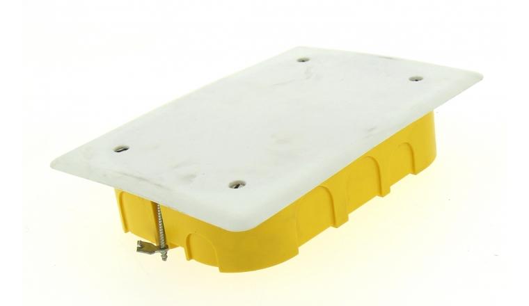 Boîte de Dérivation pour Cloison Sèche - 160 x 105 x 40 mm - Ref 91995 - LEGRAND