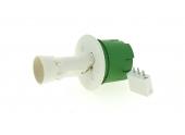 Boîte Luminaire pour Cloison Pleine - 54 x 50 mm - Douille B22d - Ref 718985 - DEBFLEX