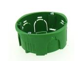 Boîte d'encastrement Simple pour Cloison Pleine - 85 x 40 mm - Ref 718430 - DEBFLEX