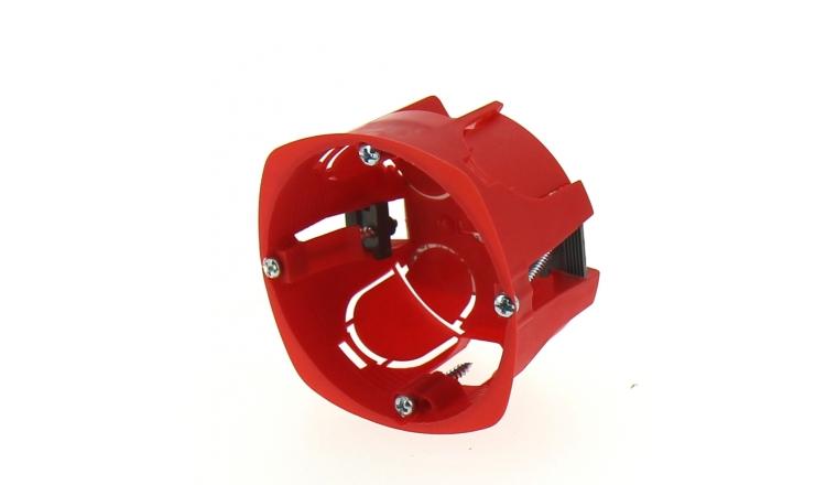 Boîte d\'encastrement simple pour Cloison Sèche - Ø 67 mm - DEBFLEX