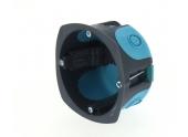 Boîte d'encastrement Stop Air Simple pour Cloison Sèche - Ø 67 mm - DEBFLEX