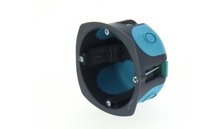 Boîte d\'encastrement Stop Air Simple pour Cloison Sèche - Ø 67 mm - DEBFLEX