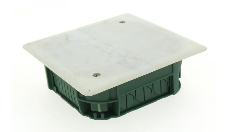 Boîte de Dérivation pour Cloison Pleine - 115 x 115 x 40 mm - Ref 91974 - LEGRAND
