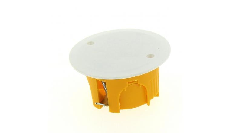 Boîte de Dérivation pour Cloison Sèche - 65 x 40 mm - Ref 718630 - DEBFLEX