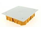 Boîte de Dérivation pour Cloison Sèche - 170 x 170 x 45 mm - Ref 718620 - DEBFLEX