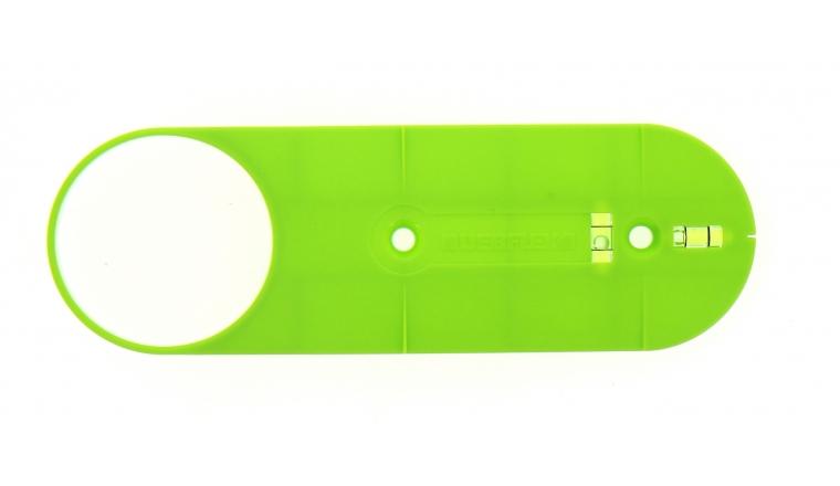 Gabarit de pose pour Boîte d\'Encastrement Ø 67 mm - Ref 178890 - DEBFLEX