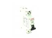 Disjoncteur à Phase Neutre 10A - 230V - 84 x 66 x 18 mm - Ref 707012 - DEBFLEX