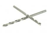 Lot de 2 Forets HSS Acier Ø 3.5 mm - Longueur 70 mm - Ref 302XE000350 - Riss