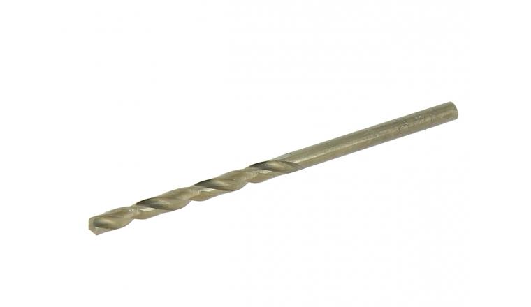 Foret Haute Précision Ø 3.2 mm - Longueur 65 mm - Ref 3075E000320 - Riss