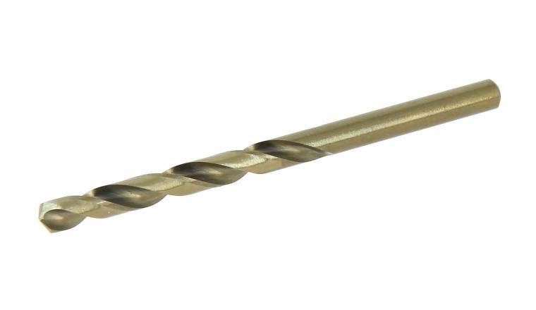 Foret Haute Précision Ø 6 mm - Longueur 90 mm - Ref 3075E000600 - Riss