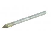 Foret Spécial Verre Ø 8 mm - Longueur 80 mm - Ref 5090E000800 - Riss