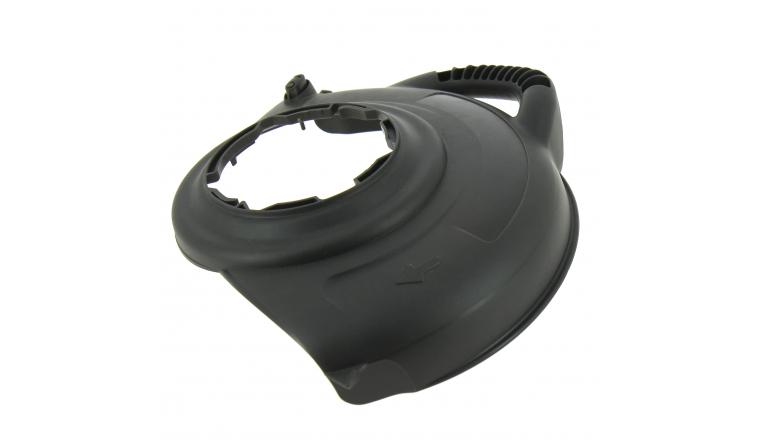 Carter de Protection pour Débroussailleuse Husqvarna - Ø 270 mm - Alésage 105 mm - Ref 512824001