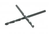 Lot de 2 Forets Acier Pro Ø 3.8 mm - Longueur 75 mm - Ref 3007E000380 - Riss