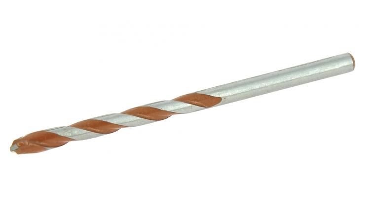 Foret Tout Matériaux Ø 6 mm - Longueur 100 mm - Ref 5005E000600 - Riss