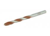 Foret Tout Matériaux Ø 10 mm - Longueur 120 mm - Ref 5005E001000 - Riss