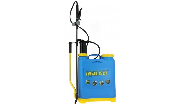 Pulvérisateur à Dos 12L SuperGreen 12 - MATABI