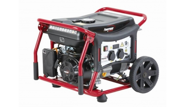 Pramac groupe lectrog ne 2200 w for Pramac powermate pmd5000s