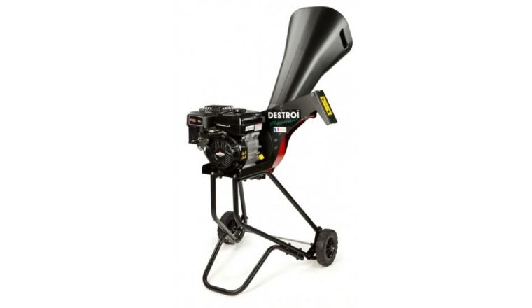 Broyeur à Végétaux Destroï Excellium - 169 cc - Ø 50 mm - Kiva