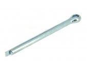 Goupille Fendue en Acier Zingué - Ø 6 mm - Longueur de 50 à 80 mm