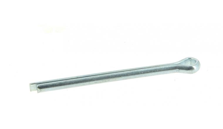 Goupille Fendue en Acier Zingué - Ø 2.5 x 40 mm