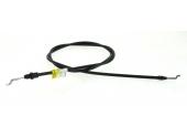 Câble Commande Frein Moteur pour Tondeuse Thermique 41 cm - Ref 41596 - Outils Wolf