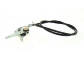 Câble Commande Gaz pour Tondeuse Autoportée A80 - Ref 37820 - Outils Wolf