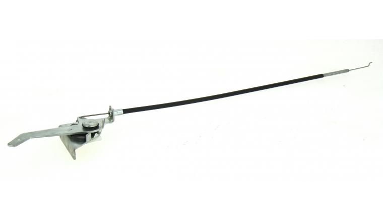 Câble Commande Gaz pour Tondeuse Autoportée A80- Ref 37821 - Outils Wolf