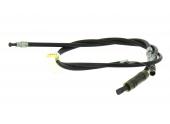 Câble Commande Avancement pour Tondeuse Thermique 48 cm - Ref 23661 - Outils Wolf