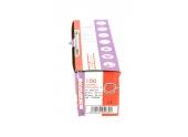 Boîte de 100 Colliers Rilsan Noir - Largeur 9 mm - Longueur 260 mm - Ref 709030 - Debflex