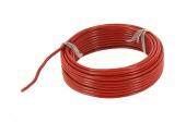 Fil Electrique H07V-K Rouge 1.5 mm² - Bobine de 10 m - Ref 204324 - Debflex