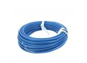 Fil Electrique H07V-U Bleu 1.5 mm² - Bobine de 10 m - Ref 8324482B - Miguelez