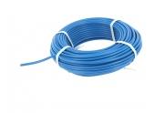 Fil Electrique H07V-U Bleu 2.5 mm² - Bobine de 25 m - Ref 8324582D - Miguelez