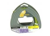 Fil Electrique H07V-U Jaune et Vert 2.5 mm² - Bobine de 10 m - Ref 111825 - Debflex