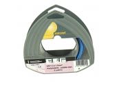 Fil Electrique H07V-U Bleu 1.5 mm² - Bobine de 5 m - Ref 110817 - Debflex