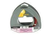 Fil Electrique H07V-U Rouge 1.5 mm² - Bobine de 5 m - Ref 110814 - Debflex