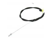 Câble Commande Embrayage de Lame pour Tondeuse Thermique 48 cm - Ref 746-04646 - MTD