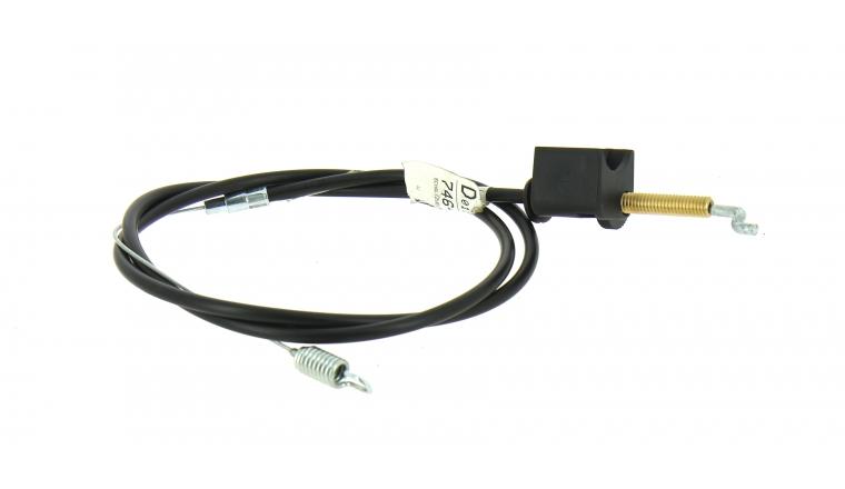 Câble Commande Avancement pour Tondeuse Thermique Tractée - Ref 746-04216 - MTD