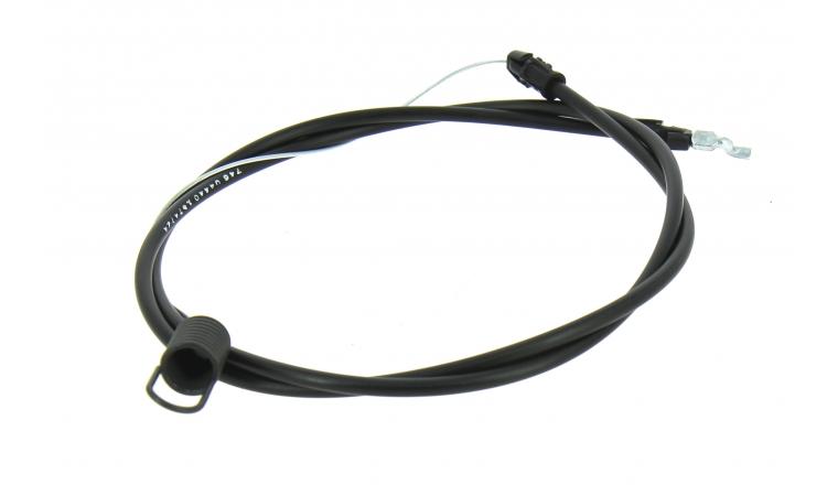 Câble Commande Avancement pour Tondeuse Thermique Tractée - Ref 746-04440 - MTD