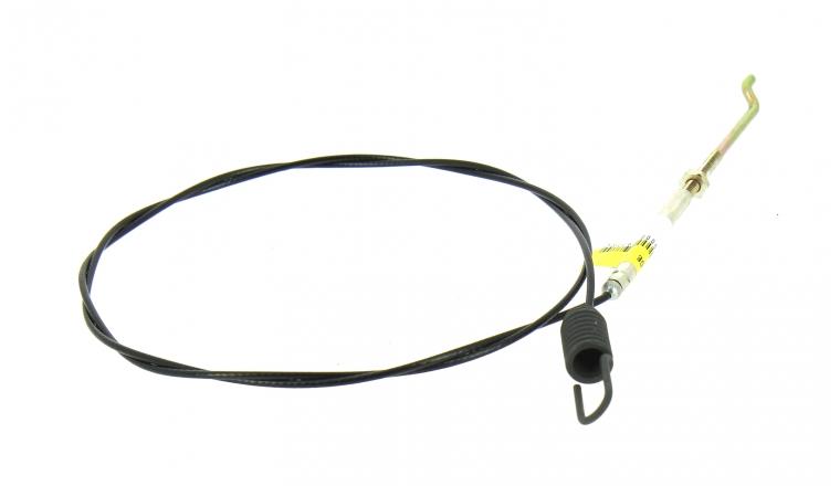 Câble Commande Embrayage pour Fraise à Neige - Ref 746-0897 - MTD