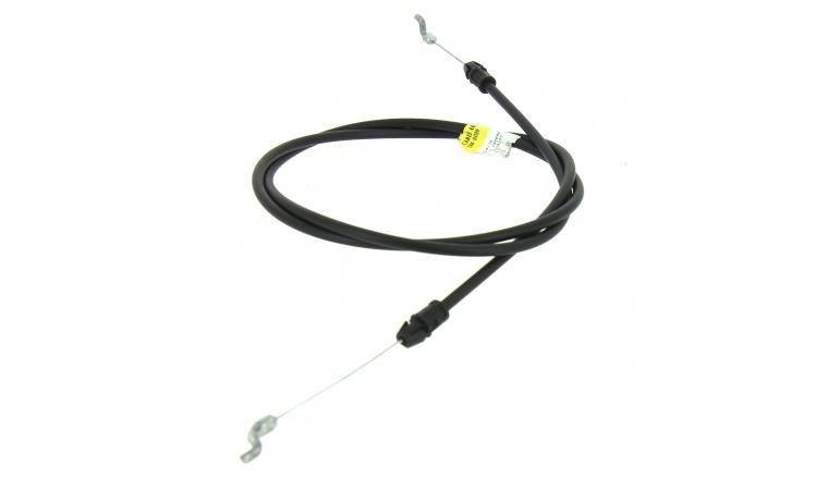 Câble Commande Frein Moteur pour Tondeuse Thermique Tractée - Ref 746-04109 - MTD